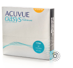 Acuvue Oasys 1-Day For Astigmatism 90 Pack Contact Lenses
