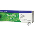 ClearSight 1 Day Toric 30 pk Contact Lenses