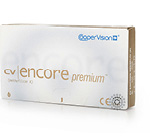 Encore Premium / Frequency 55 Aspheric Contact Lenses