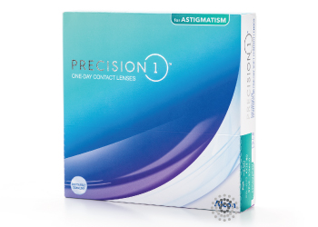 Precision 1 for Astigmatism 90 Pack Contact Lenses
