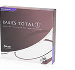 Dailies Total 1 Multifocal 90 Pack Contact Lenses
