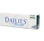 Focus Dailies Toric 30 Pack Contact Lenses