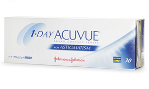 1 Day Acuvue Moist for Astigmatism